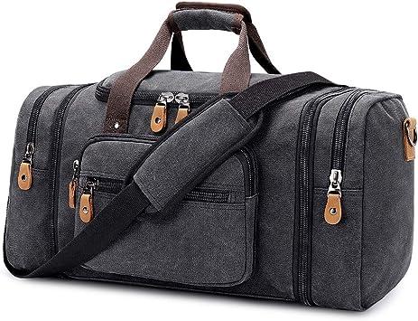 Ybriefbag Unisex Travel Shoulder Bag Short Trip Package Mens Handbag Leisure Large-Capacity Duffel Bag Travel Package Business Trip Leisure Bag Vacation