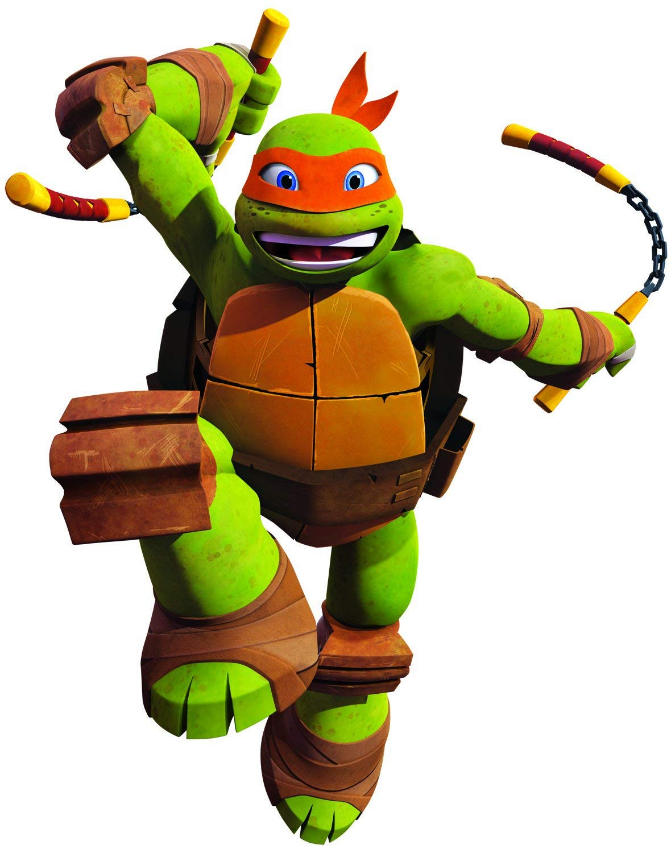 Amazon.com: RoomMates 539016 Stickers with Ninja Turtles ...