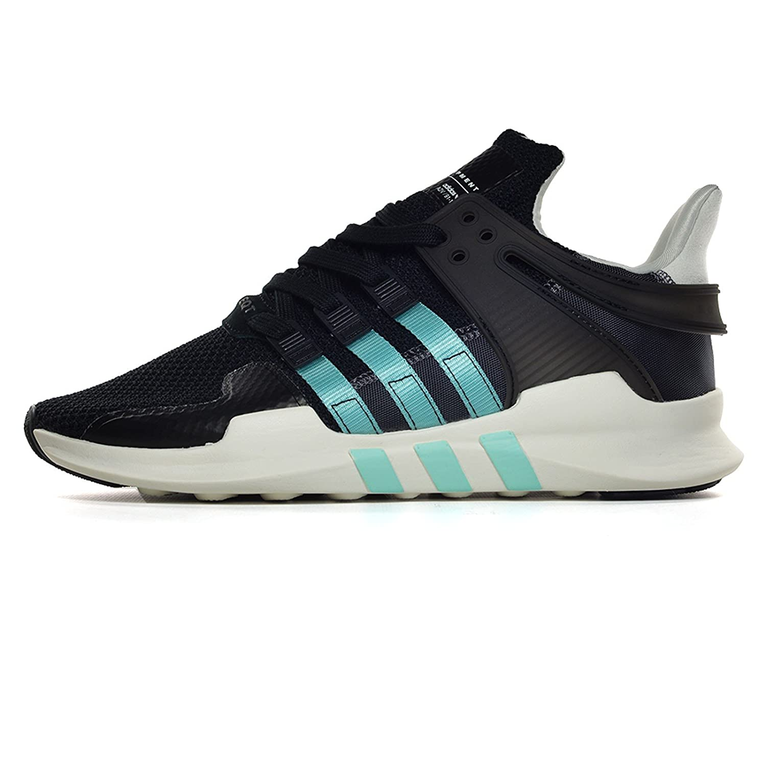 adidas Womens Sneakers Equipment Support ADV BB2324 B06XD1WPXT 5 B(M) US|Core Black/Clear Aqua
