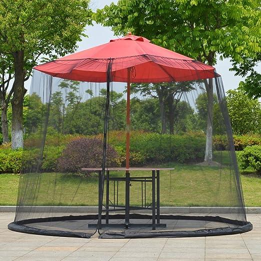 300 x 230 cm Paraguas Pantalla de mesa, Patio Paraguas Mesa ...