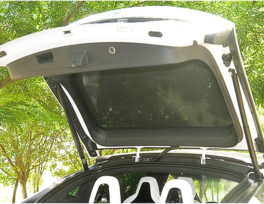 Teslaowner Sun Roof Skylight Blind Shading Net And Parasols Sunshade Curtain For Tesla Model X Auto
