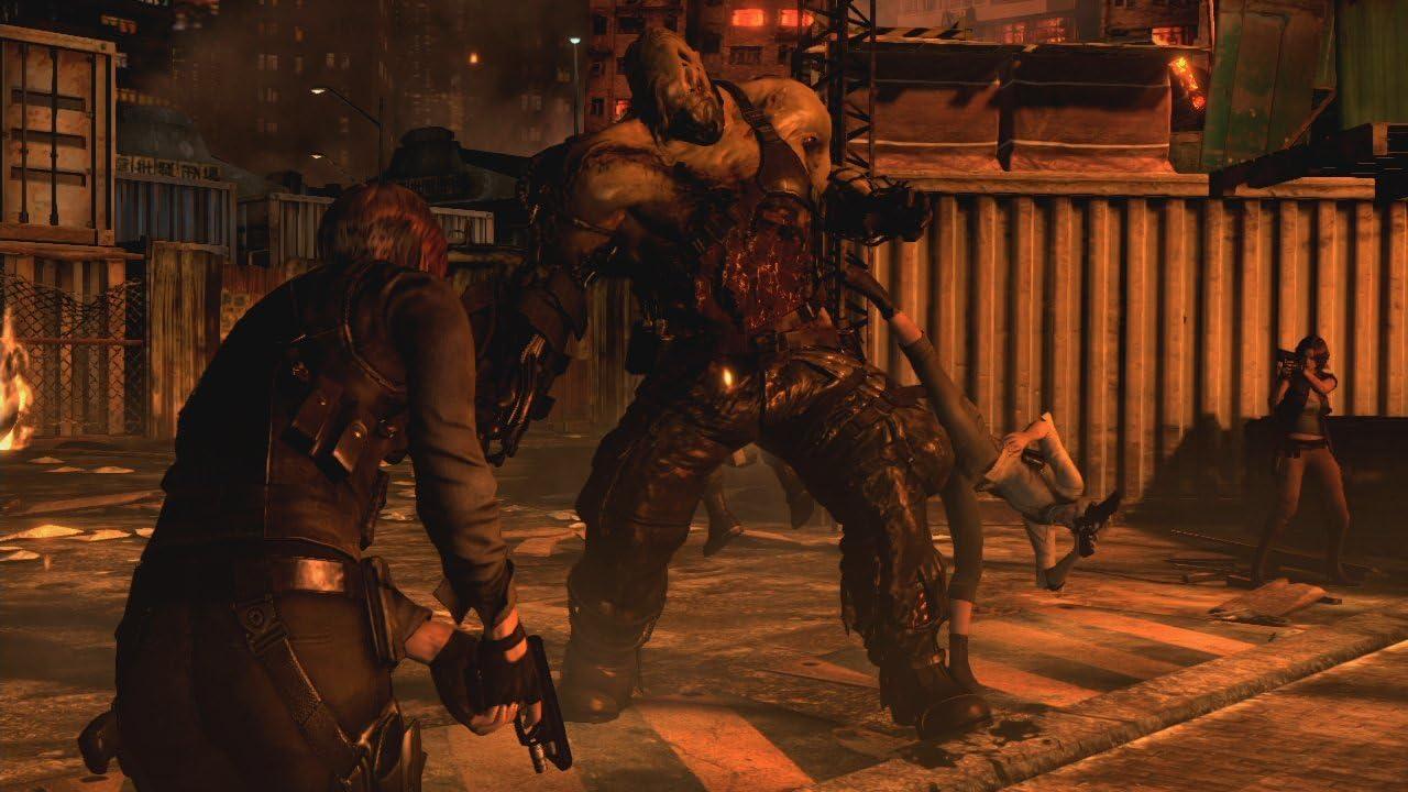 Capcom Resident Evil 6, Xbox360 - Juego (Xbox360, Xbox 360 ...