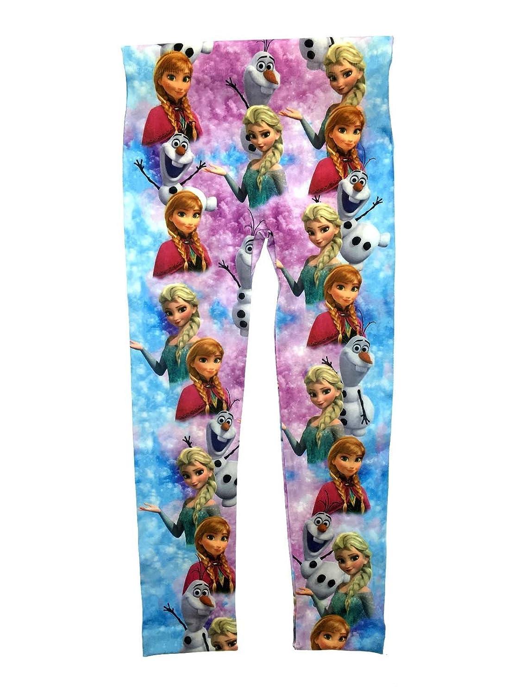 Lora Dora Girls Character Leggings