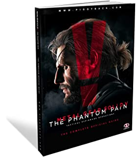 8b4196d8d1 Metal Gear Solid V  The Phantom Pain  The Complete Official Guide