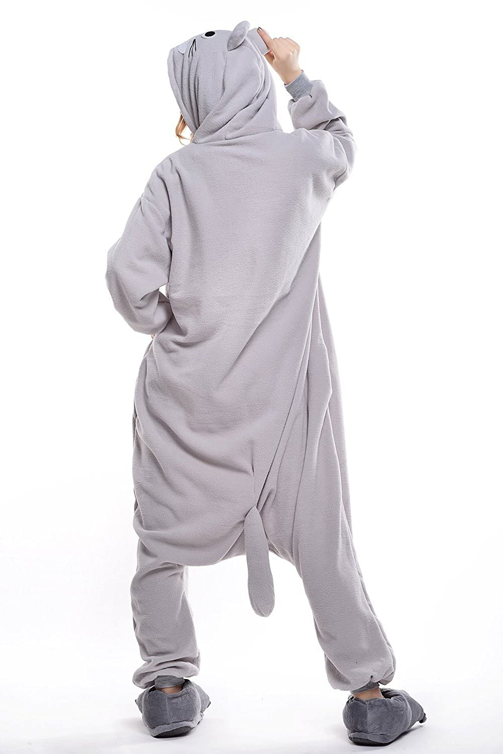 Amazon.com Totoro Adult Unisex Animal Kigurumi Cosplay Costume Pajamas Onesies (S) Clothing  sc 1 st  Amazon.com & Amazon.com: Totoro Adult Unisex Animal Kigurumi Cosplay Costume ...