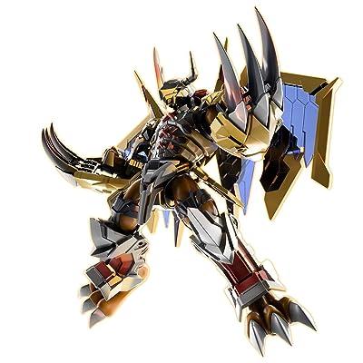 Digimon Wargreymon (Amplified), Bandai Spirits Figure-Rise Standard: Toys & Games