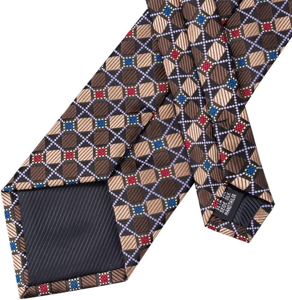 KYDCB Diseño de Marca Corbatas de Seda para Hombre Corbatas de ...