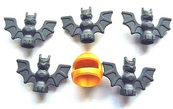 LEGO®Batman – 5 murciélagos – 5 x murciélago Plus 1 Casco ...