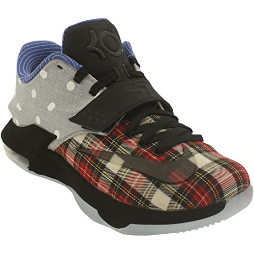 best service a88ff 3942f Nike KD 7 EXT CNVS QS 'Plaid and Polka DOT' - 726439-600 ...
