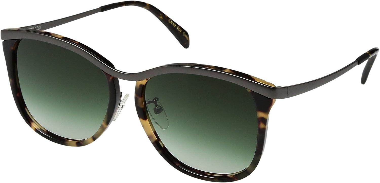 6a8a402b4174 Amazon.com: TOMS Women's Sandela 301 Blonde Tortoise Sunglasses: Clothing