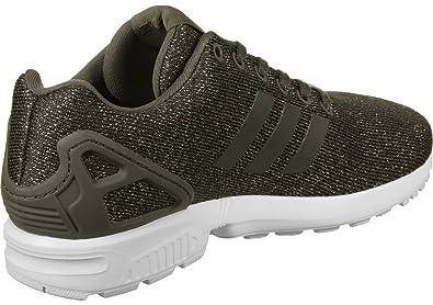 6152d43e3ff39 ... good adidas damen zx flux w sneakers grün eu amazon.de schuhe  handtaschen fd472 6a7f7