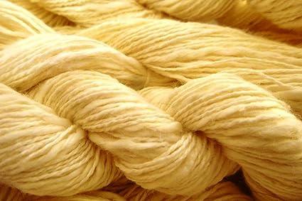 Amazoncom Cotton Slub Thick Thin Fingering Lace Weight Crochet