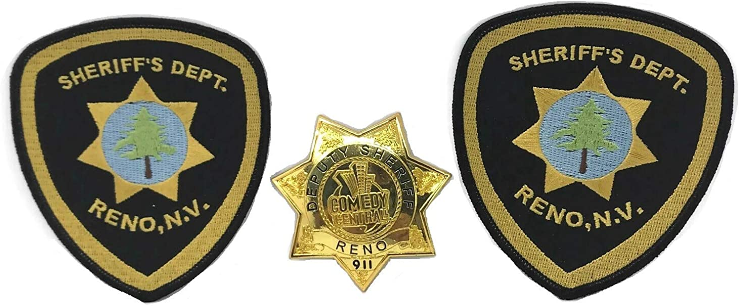 Police /& Law Enforcement Patches Sheriff Patch