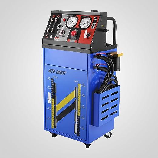 Autovictoria Hidrolimpiadora Eléctrica DC 12V Fluid Flush Máquina Dirección de Flujo 0 ~ 60 PSI Transmisión Controlada Automáticamente Para Motor de ...