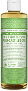 product image for Dr Bronners, Soap Liquid Castile Green Tea Organic, 16 Ounce
