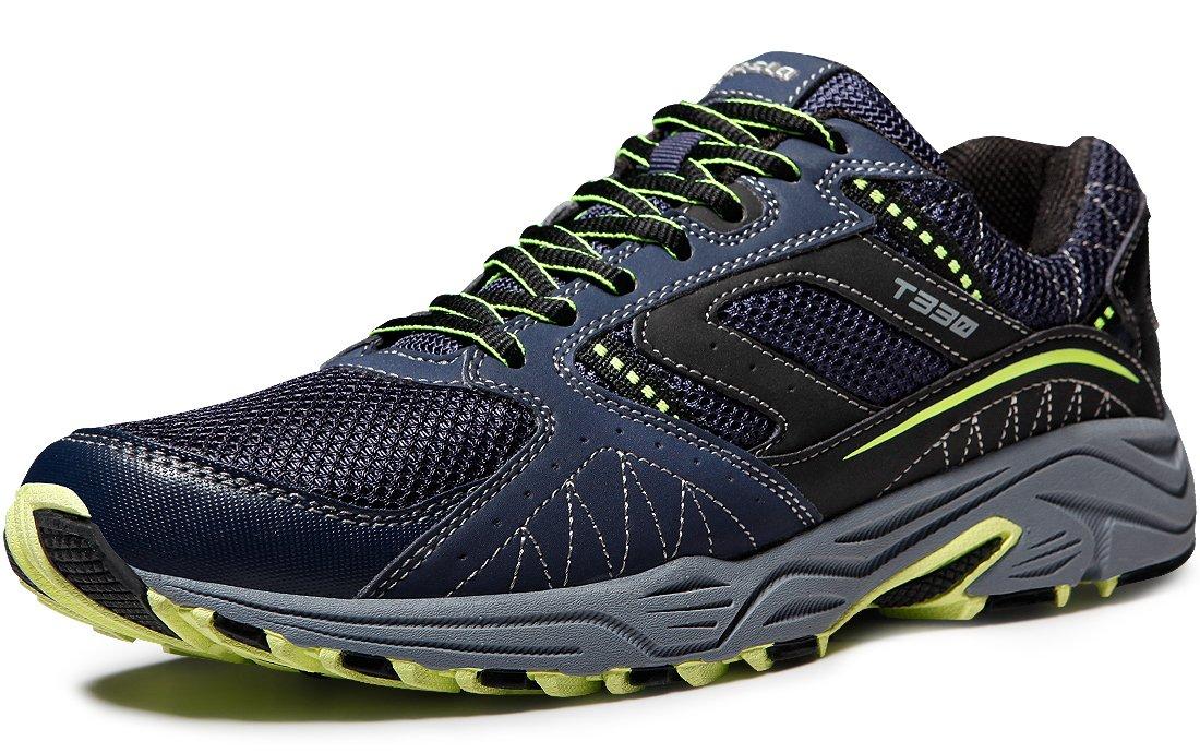 Tesla Men's Outdoor Sneakers Trail Running Shoe T330/T320 B073GK2N9X Men 9 D(M)|A1-T330-NVC