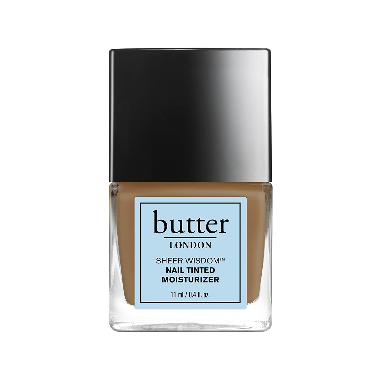 butter LONDON Sheer Wisdom Nail Tinted Moisturiser Light Fragrance and Beauty Ltd 31410