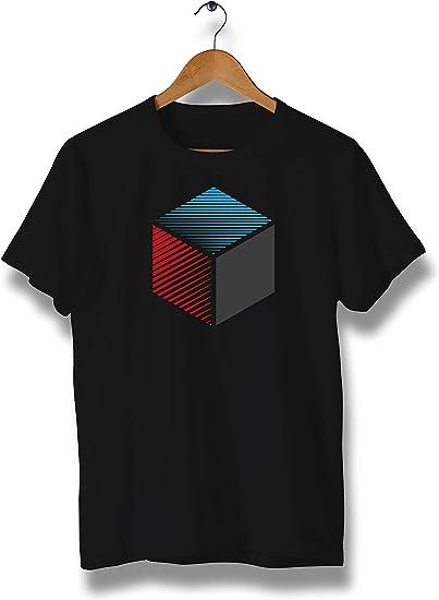 Amazon.com: Colorful Cube - Camiseta para hombre (R105 ...