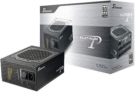 Seasonic ATX12V/EPS12V 1050 Power Supply PLATINUM-1050 ; SS-1050XP3