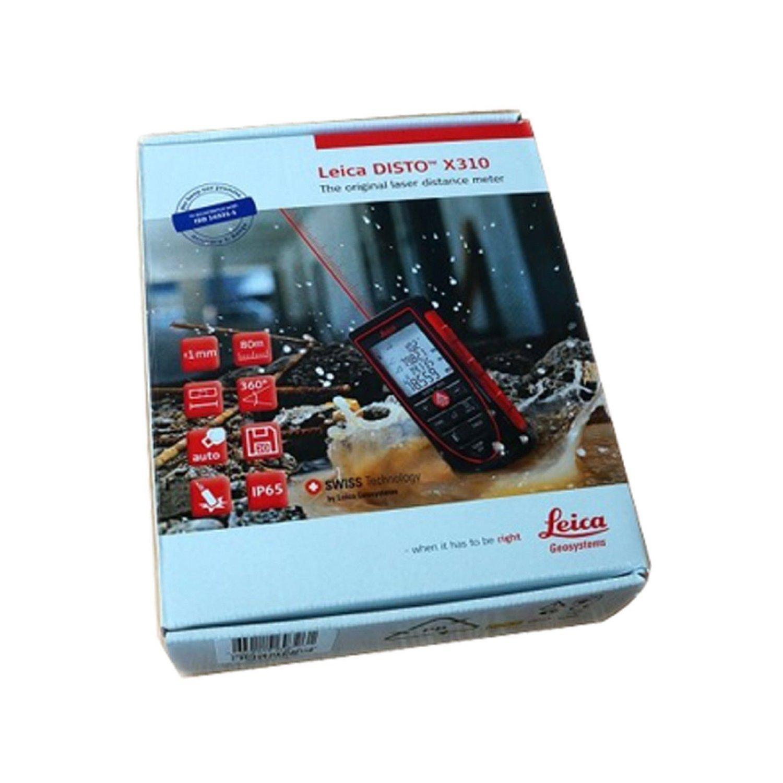 Leica DISTO X310 DIGITAL LASER RANGEFINDER Laser Distance Meter free shipping