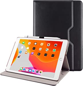 VSER Case for New iPad 8th/7th Generation 10.2 Inch 2019/2020,Premium PU Leather Slim Folding Stand Cover with Auto Wake/Sleep,Multiple Viewing for Newest iPad 2019/2020 7th/8th Gen 10.2