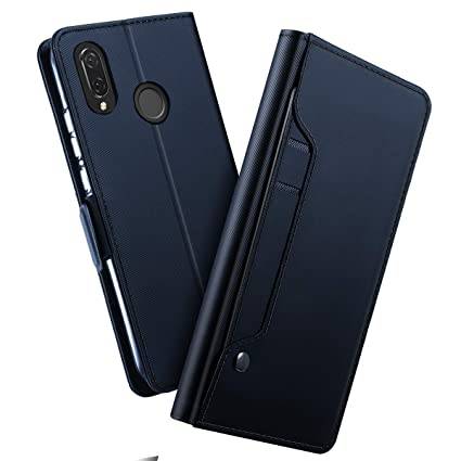 wholesale dealer f3cb9 f8dc9 Amazon.com: NCTECHINC Huawei Nova 3i Case, Wallet Case, Leather Case ...