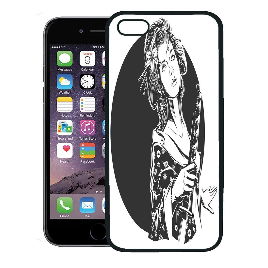 Amazon.com: Semtomn Phone Case for iPhone 8 Plus case,Tattoo ...