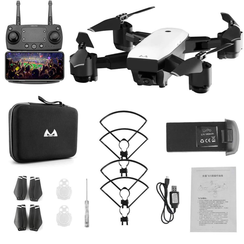 comprar ahora 720p 3 Battery DishyKooker S20W HW 720P 1080P Cámara 18 18 18 Minutos Tiempo de Vuelo RC Drone Quadcopter  respuestas rápidas