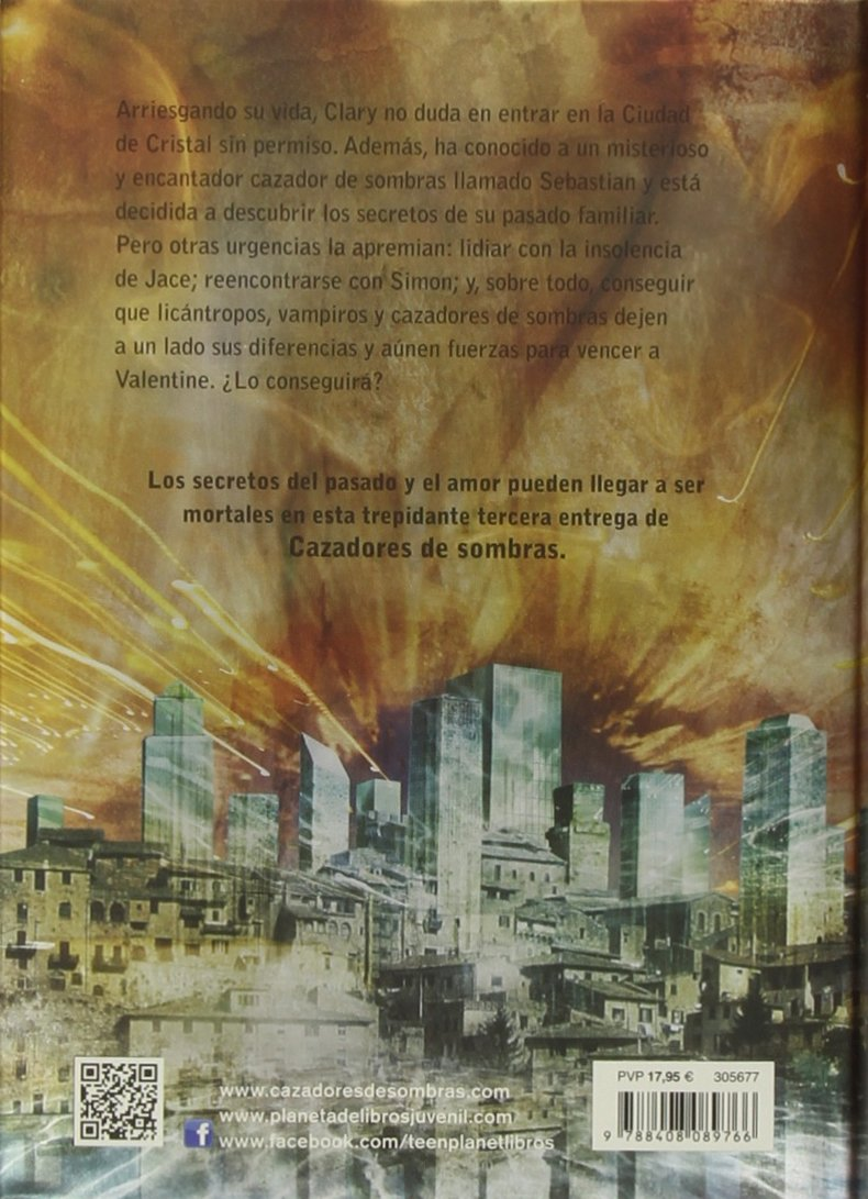 Pack Cazadores S. 3+ poster: Cazadores de Sombras 3 EXPOSITORES Y ...