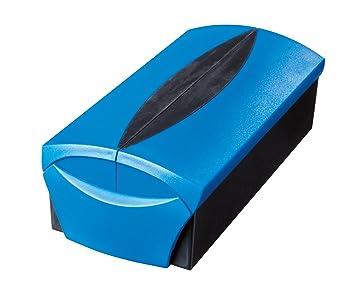 Han Visitenkartenbox Vip Visitenkarten Box Im überzeugendem Design Für 500 Visitenkarten Bxtxh 12 0 X 24 5 X 8 0 Cm New Colour Blau Schwarz