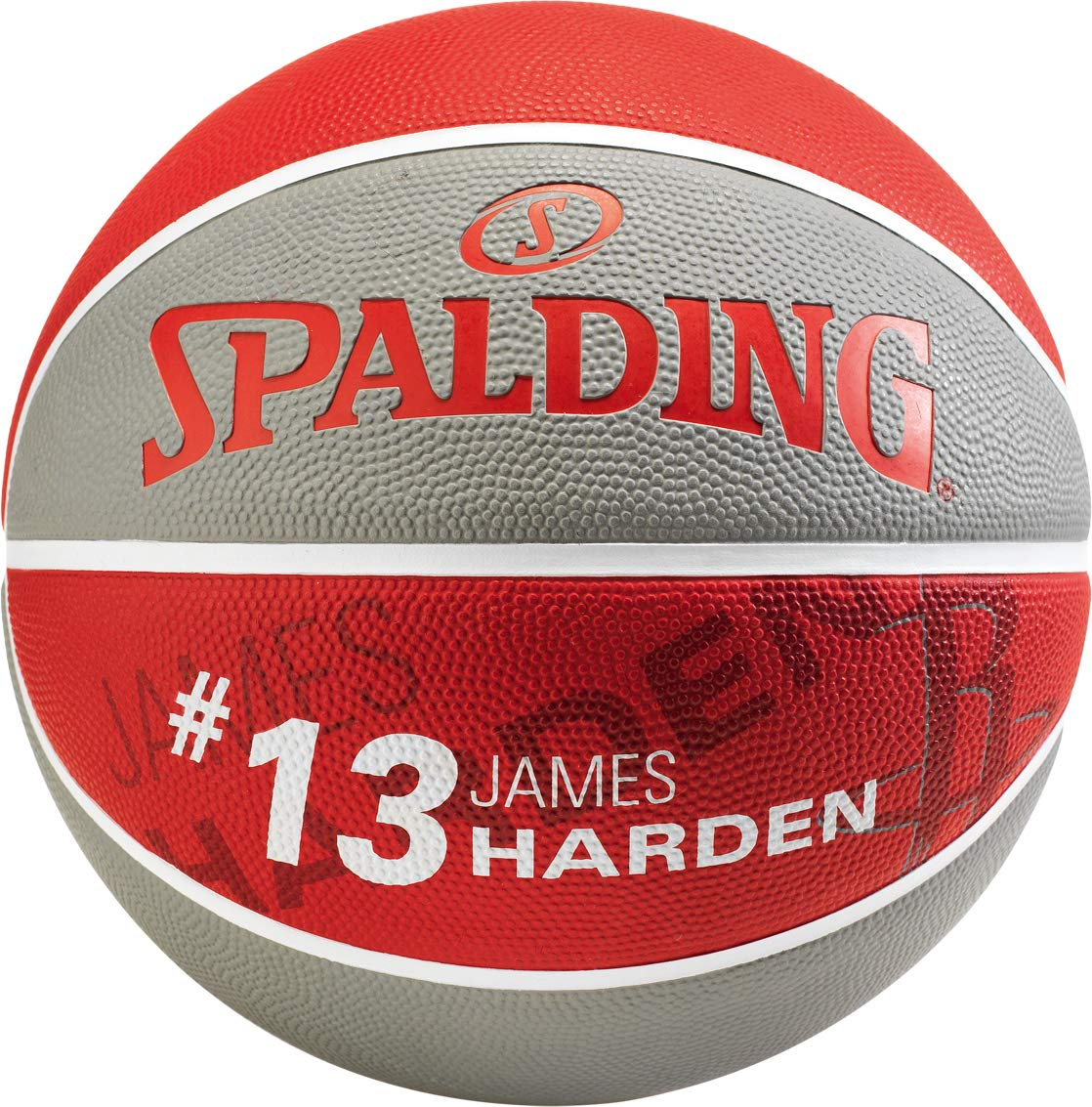 Spalding NBA Player James Harden SZ.7 (83-845Z) Basketballs ...