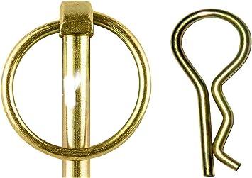 5 R-clip ~ varietà di formati: 2 4 3 6mm