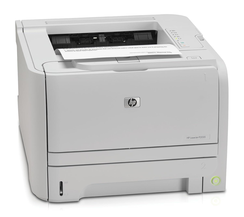 Amazon.com: Impresora HP LaserJet P2035 (Certified ...