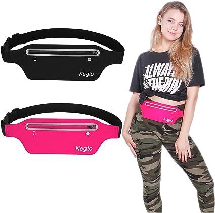Mens Fashion Adjustable Belt Fanny Pack Casual Shopping Waist Phone Sport Bag #1