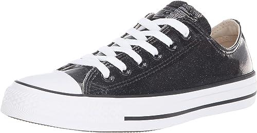 Converse Women's Chuck Taylor All Star Glitter Canvas Low Top Sneaker