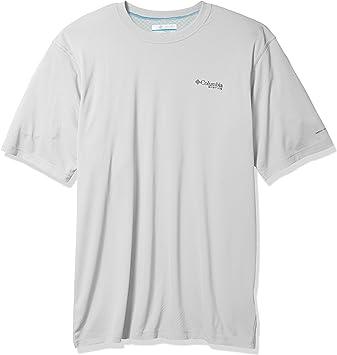 Columbia Short Sleeve Shirt PFG Zero Rules-Camiseta de Manga Corta, Hombre: Amazon.es: Ropa y accesorios