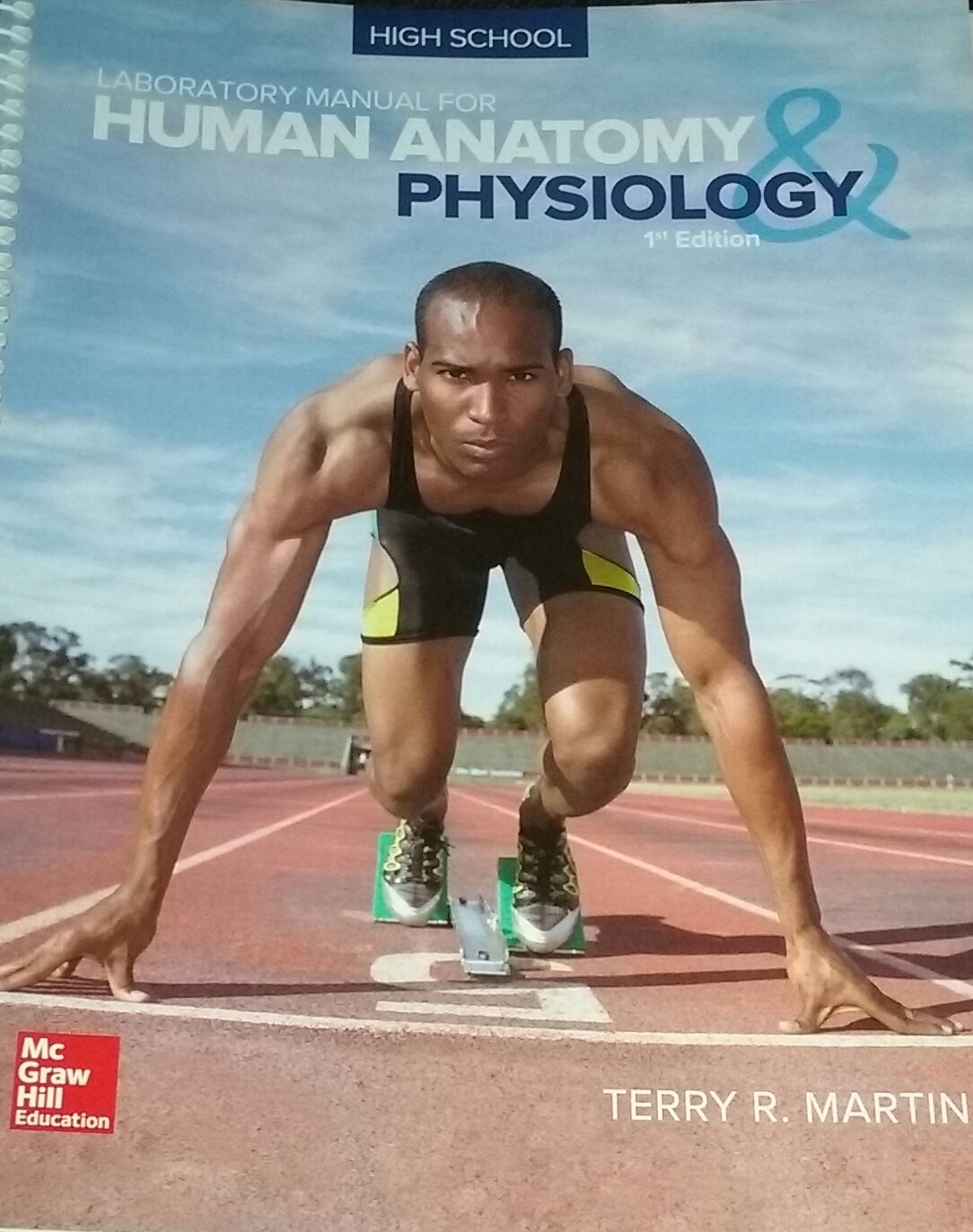 High School Laboratory Manual for Human Anatomy & Physiology (AP Hole's  Essentials of Human Anatomy & Physiology): Amazon.co.uk: Terry R Martin: ...