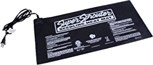 """Super Sprouter Seedling Heat Mat - 10"""" x 21"""""""