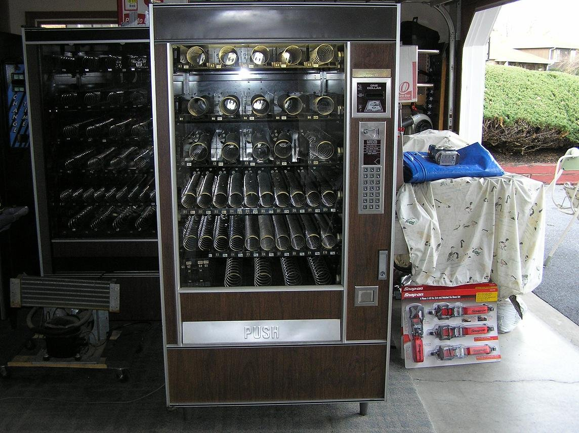 (AP) AUTOMATIC PRODUCTS 4600, 6600, 7600, 112, 113, LCM (2) SOUP SPIRALS 6'' Ct./! by Snack Attack Vending (Image #2)