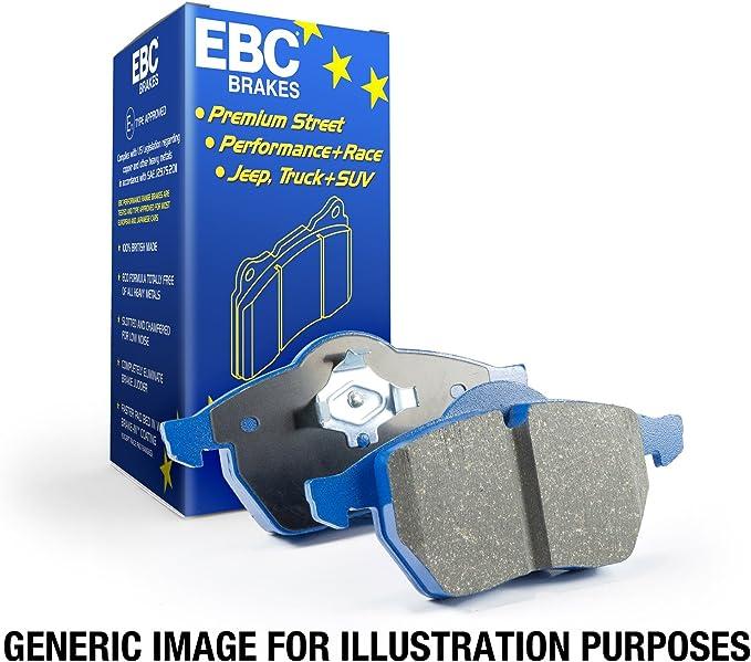 EBC Brakes EBC S11KF1249 Brake Kit