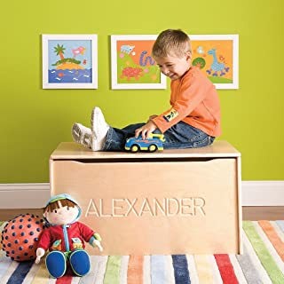 product image for Little Colorado Toy Storage Chest-NA, Natural