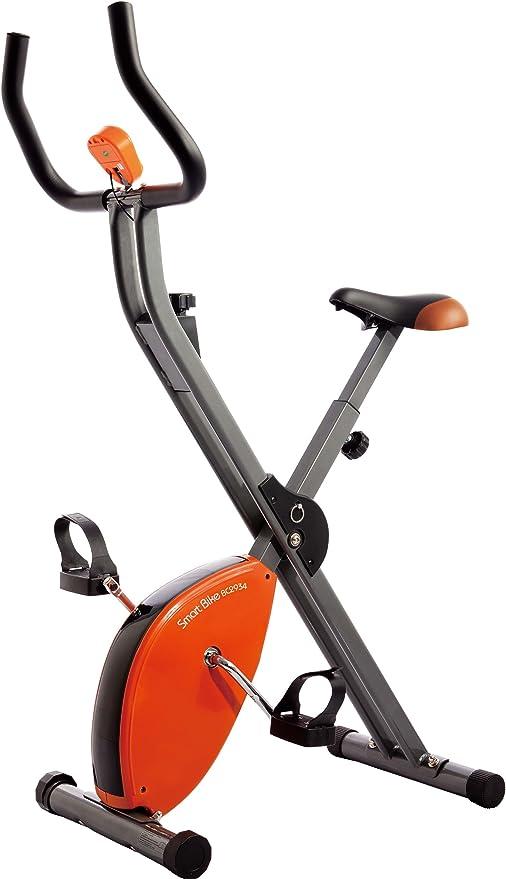 Starshaper - Bicicleta estática Plegable (89 x 43 x 114 cm), Color ...