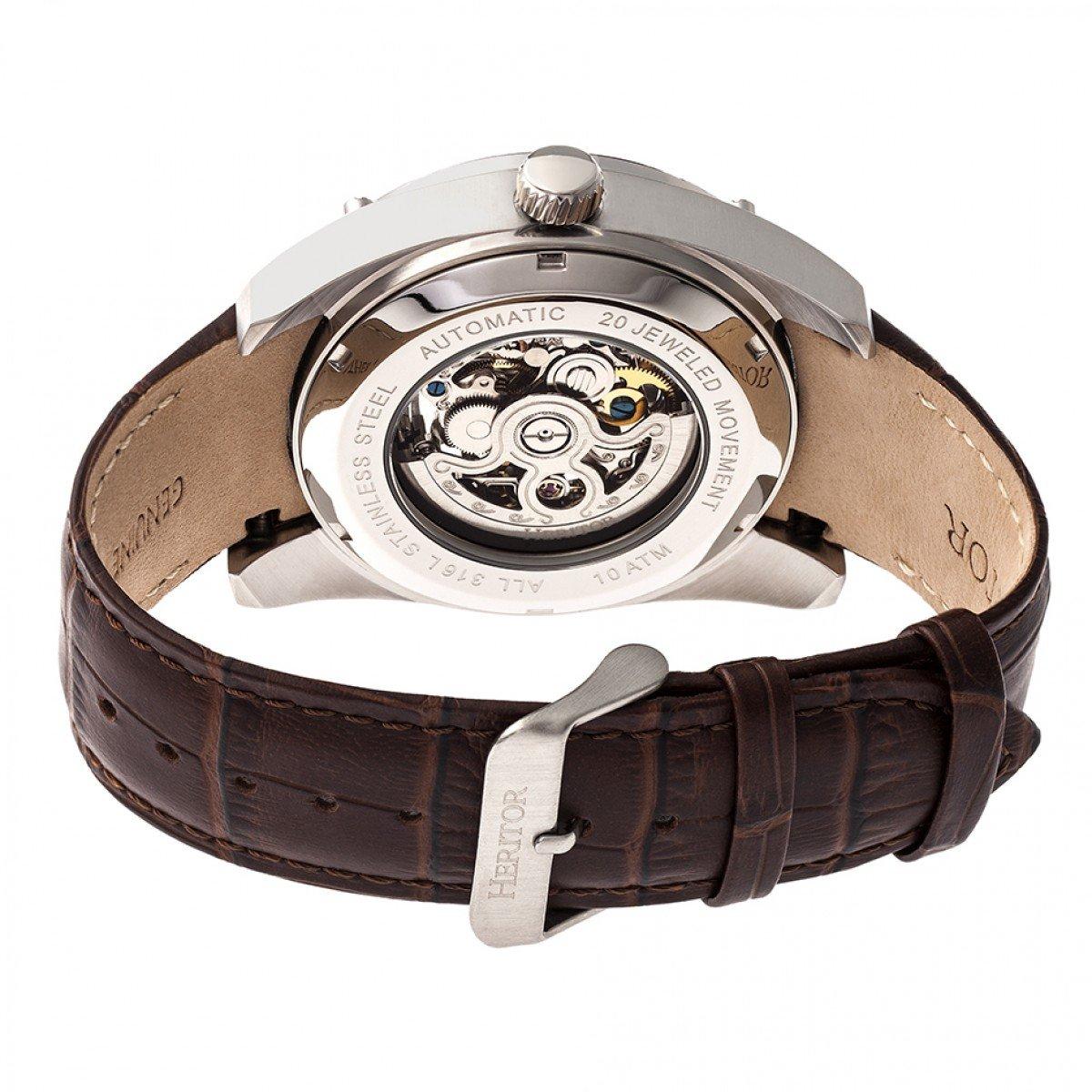 Amazon.com: Heritor Automatic Hr7404 Daniels Mens Watch: Heritor Automatic: Watches