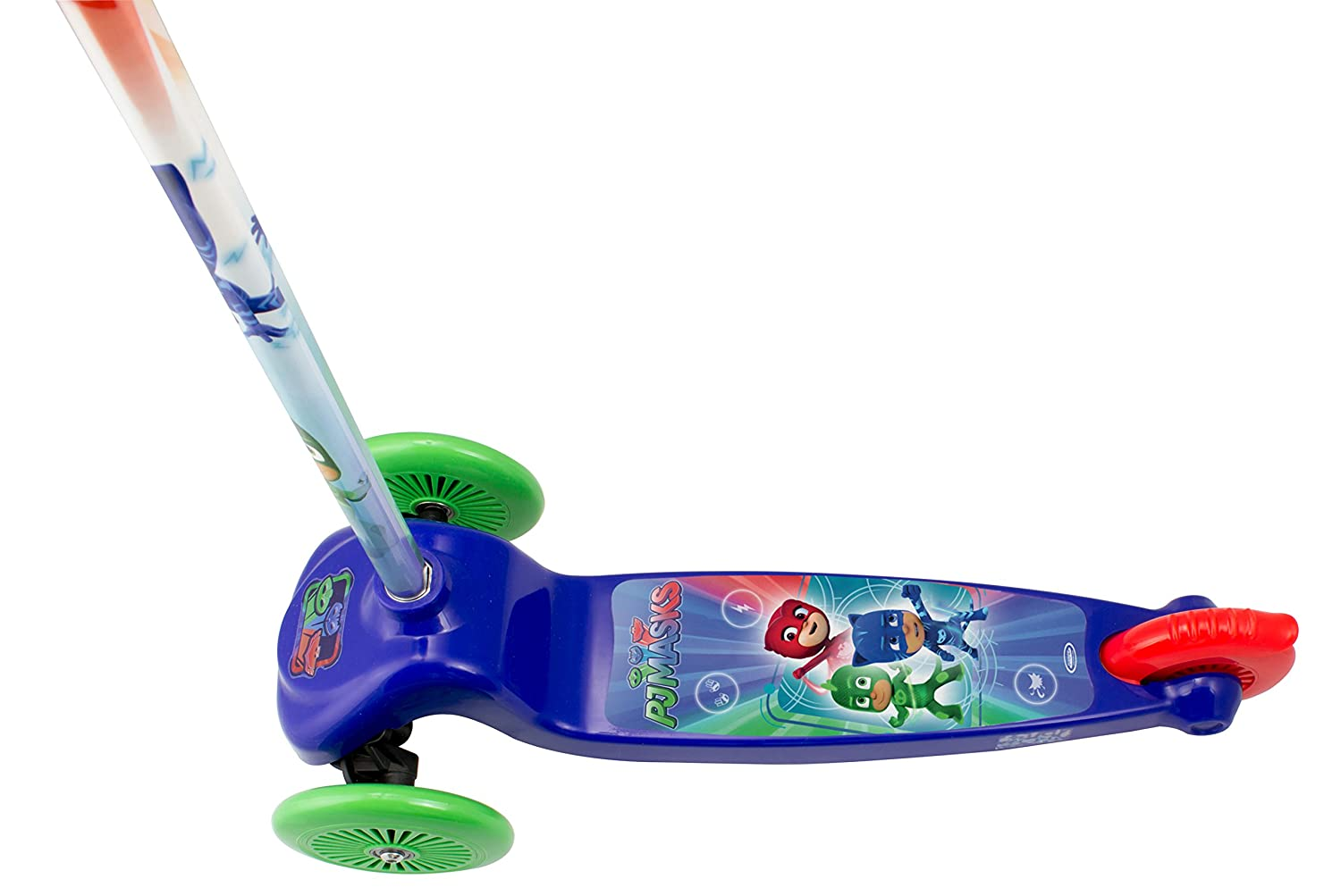 Amazon.com: PJ Masks OPJM199 Kids Three Wheel Flex Scooter ...