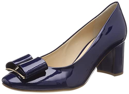 8ca92f89c HÖGL Women s 5-10 5085 3100 Closed Toe Heels  Amazon.co.uk  Shoes   Bags