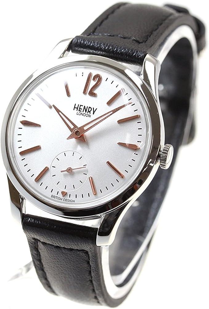 Henry London Highgate HL30-US-0001 - Reloj para Mujer: Amazon.es ...