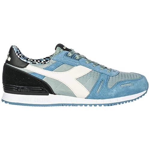Diadora Zapatillas Deportivas Hombre Blue Shadow 42 EU: Amazon.es: Zapatos y complementos