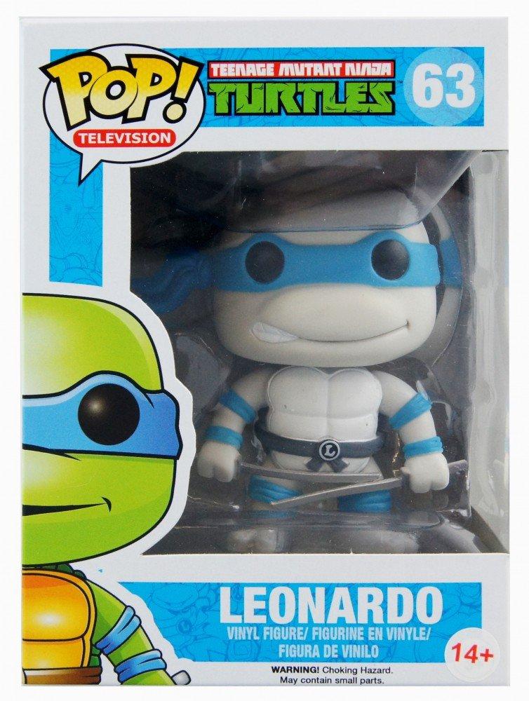 Funko 10077 - Figura de Las Tortugas Ninja, Leonardo ...