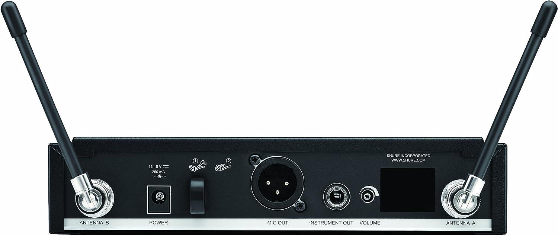 H9 Shure BLX4R Single Channel Receiver Rack Mount