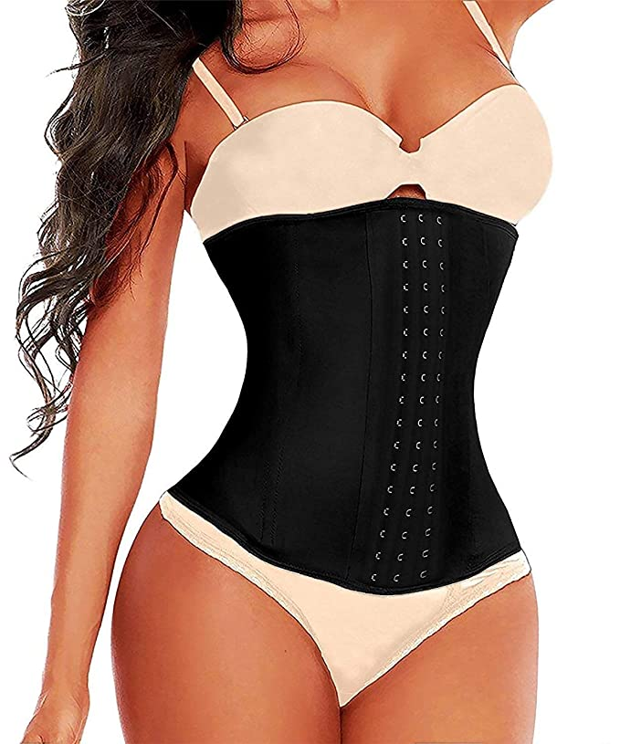Shaperx Women Latex Columbian Waist Trainer